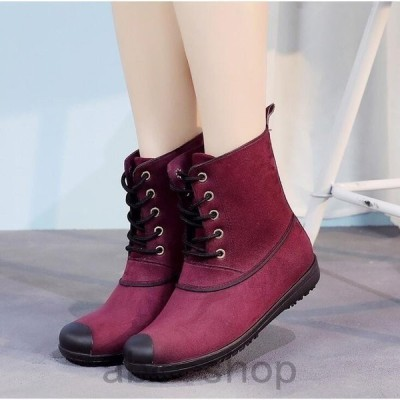 マーティンブーツレインシューズレイングッズシューズ長靴靴雨靴ショートレディース防水滑り止め歩きやす履きやすいおしゃれ美脚ファッション