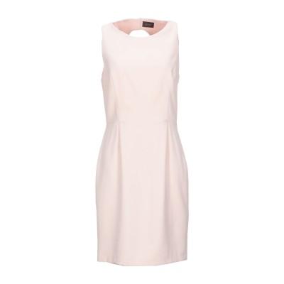 リュー ジョー LIU •JO ミニワンピース&ドレス ライトピンク 46 ポリエステル 88% / ポリウレタン 12% ミニワンピース&ドレス