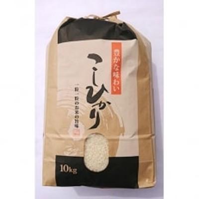 【筑波山麓土浦市産】美味しいお米(コシヒカリ単一原料精米) 10kg