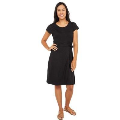 ドード アンドコー レディース ワンピース トップス Cue Wrap Short Sleeve Dress