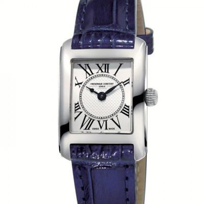 フレデリック・コンスタント FREDERIQUE CONSTANT クラシック・カレ FC-200MC16 シルバー文字盤 新品 腕時計 レディース