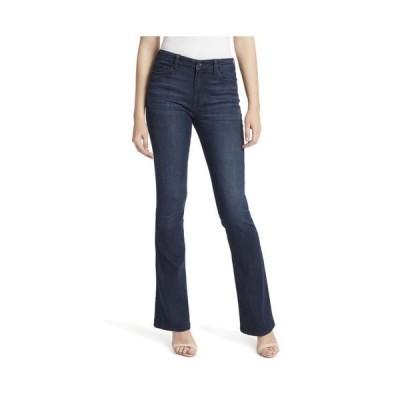 ジェシカシンプソン レディース デニムパンツ ボトムス Truly Yours Mid Rise Bootcut Jeans
