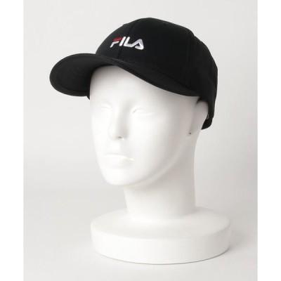 帽子 キャップ FLM BASIC COTTON TWILL CAP