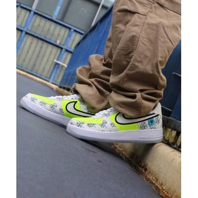 atmos / NIKE ナイキ エア フォース 1 '07 LV8 メンズシューズ / スニーカー / Nike Air Force 1 '07 LV8 Men's Shoe da1343-117【SP】 MEN シューズ > スニーカー