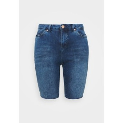 ジズ レディース カジュアルパンツ ボトムス Shorts - blue denim blue denim