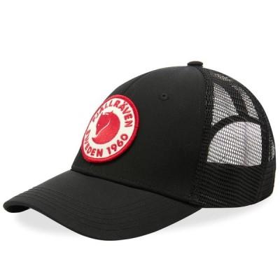 フェールラーベン Fjallraven メンズ キャップ 帽子 1960 Logo Cap Black