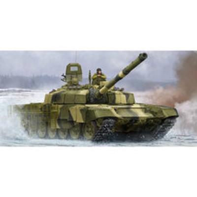 トランペッター 1/35 ロシア連邦軍 T-72B2主力戦車【09507】 プラモデル TR09507 T-72B2 【返品種別B】