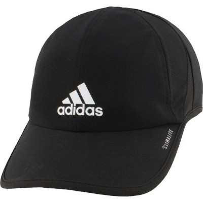 アディダス 帽子 アクセサリー メンズ adidas Men's SuperLite Hat Black