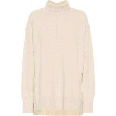 ジョゼフ Joseph レディース ニット・セーター トップス wool turtleneck sweater Ivory