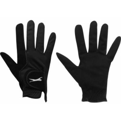 スラセンジャー Slazenger メンズ ゴルフ グローブ v 300 rain golf gloves Black