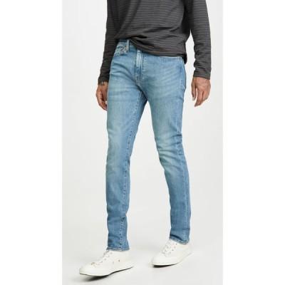 リーバイス Levi's メンズ ジーンズ・デニム スキニー ボトムス・パンツ Skinny Fit 510 Denim Jeans Green Beer