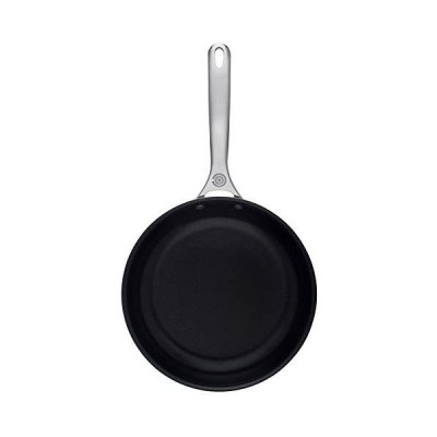 "Le Creuset Tri-Ply Stainless Steel Nonstick Frying Pan, (ステンレススチール 8"")"