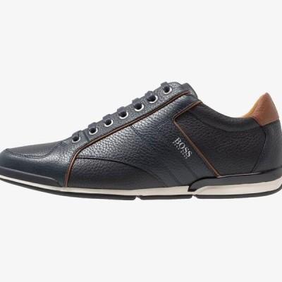 ボス メンズ 靴 シューズ SATURN - Trainers - dark blue