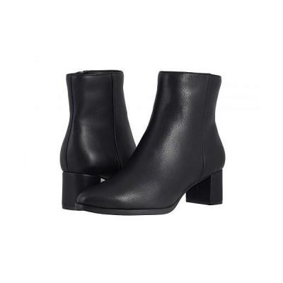 Trotters トロッターズ レディース 女性用 シューズ 靴 ブーツ アンクルブーツ ショート Kim - Black Italian Coronet