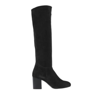 PEDRO MIRALLES ブーツ ブラック 41 革 ブーツ