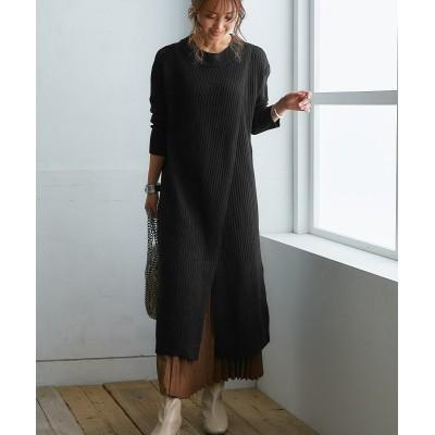 フロントカシュクールワンピース (ワンピース)Dress