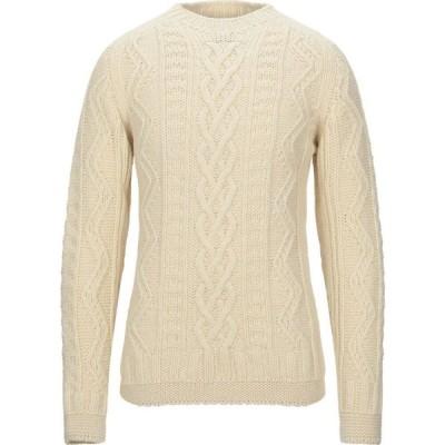 ハウリン HOWLIN' メンズ ニット・セーター トップス sweater Beige