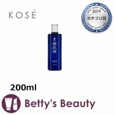 コーセー 雪肌精    200ml【P】化粧水 KOSE