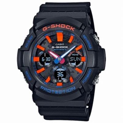 取寄品 CASIO腕時計 カシオ G-SHOCK ジーショック アナデジ アナログ&デジタル 丸形 GAW-100CT-1AJF 人気モデル メンズ腕時計 送料無料
