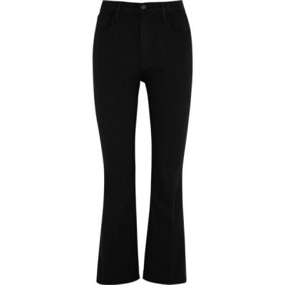 ジェイ ブランド J Brand レディース ジーンズ・デニム ブーツカット ボトムス・パンツ Franky Black Bootcut Jeans Black