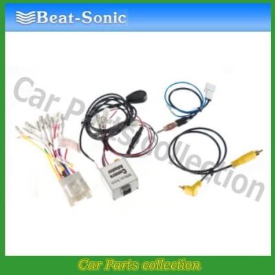 ビートソニック Beat-Sonic ナビ取替えキット DSX-11R  送料無料