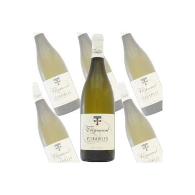 シャブリ/ヴリニョ 750ml×6本 (白ワイン)