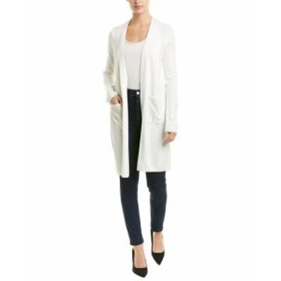 T Tahari T タハリ ファッション 衣類 T Tahari Coat M White