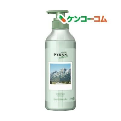 メリット ピュアン ナチュラル ミンティー&ミュゲの香り シャンプー ポンプ ( 425ml )/ メリット