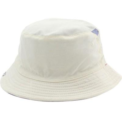 ハーシェル サプライ Herschel Supply Co メンズ ハット バケットハット 帽子 Lake Bucket Hat white/natural chambray