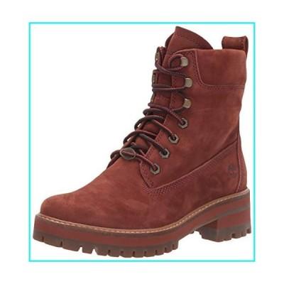 Timberland レディース Courmayeur Valley 6インチ ブーツファッション US サイズ: 7.5 カラー: ブラウン