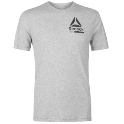 リーボック シャツ メンズ トップス SpeedWick Move T Shirt Mens