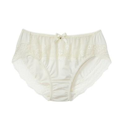 グラマープリンセス デザインレースショーツ(5L) スタンダードショーツ, Panties