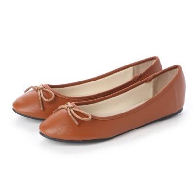 リーカ RiiiKa バレエパンプス (brown)