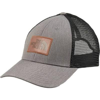 ノースフェイス メンズ 帽子 アクセサリー The North Face Men's Leather Dome Trucker Hat