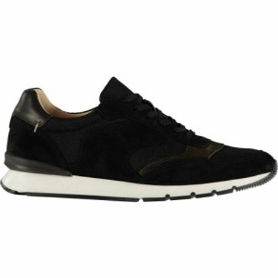 ファイヤートラップ Firetrap メンズ スニーカー シューズ・靴 Porto Trainers Black/Khaki