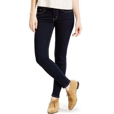 リーバイス レディース デニムパンツ ボトムス Women's 710 Super Skinny Jeans in Long Length