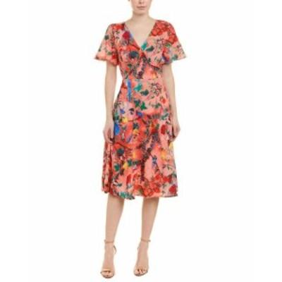 ファッション ドレス Tina A-Line Dress