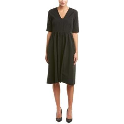 リラローズ レディース ワンピース トップス Lela Rose A-Line Dress black