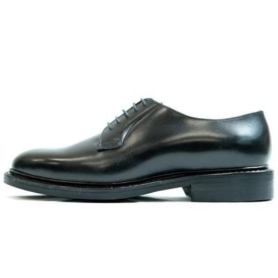 Jalan Sriwijaya(ジャランスリウァヤ) レザーシューズ 外羽根プレーントウ メンズ 革靴 ビジネス フォーマル ブラック 98651