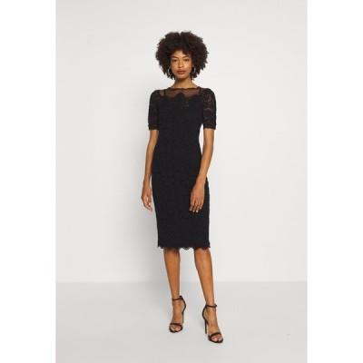 ロサムンド ワンピース レディース トップス DRESS  - Cocktail dress / Party dress - black