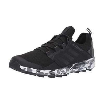 adidas outdoor Terrex Speed LD Black/Non-Dyed/Carbon 10 D (M)