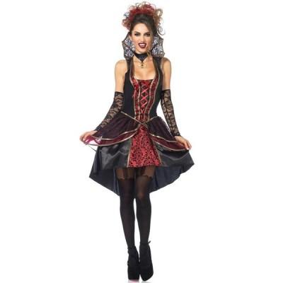 Leg Avenue Sexy Vampire Queen Costume 【Leg Avenue (ストッキング,ランジェリー,衣装,コスチューム,小物)】【ハロウィンコスチューム】【LEG-CO-85435】