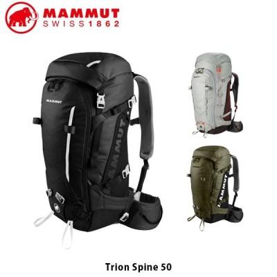 マムート MAMMUT メンズ レディース Trion Spine 50 バックパック 50L 2520-00870 MAM25200087050