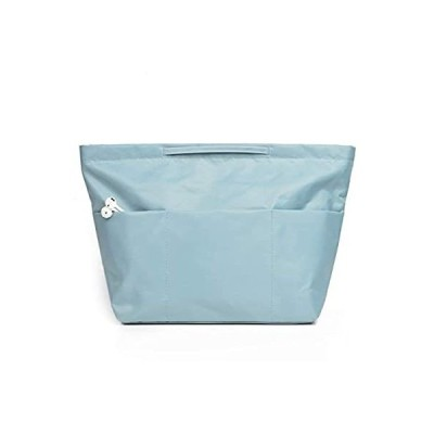 BES CHAN バッグインバッグ bag in bag インナーバッグ 防水 a4 BLUE M