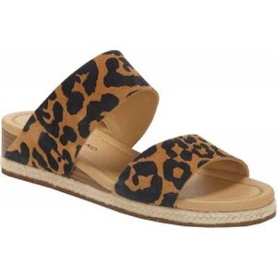 ラッキーブランド Lucky Brand レディース サンダル・ミュール ウェッジソール シューズ・靴 Wyntor Wedge Slide Natural Leather