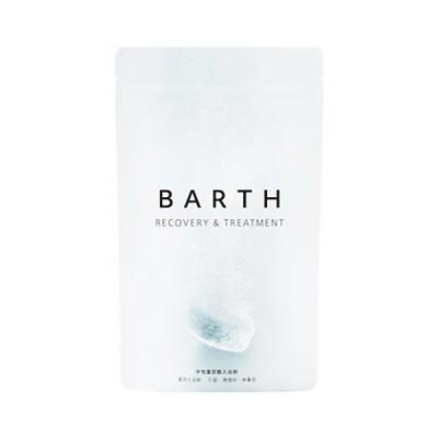 【医薬部外品】薬用 BARTH 中性重炭酸入浴剤 9錠