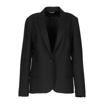 ブライアン デールズ BRIAN DALES テーラードジャケット ブラック 42 ポリエステル 53% / ウール 43% / ポリウレタン 4%