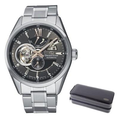 (ケースセット)(国内正規品)(オリエントスター)ORIENTSTAR 腕時計 RK-AV0005N コンテンポラリー メンズ モダンスケルトン