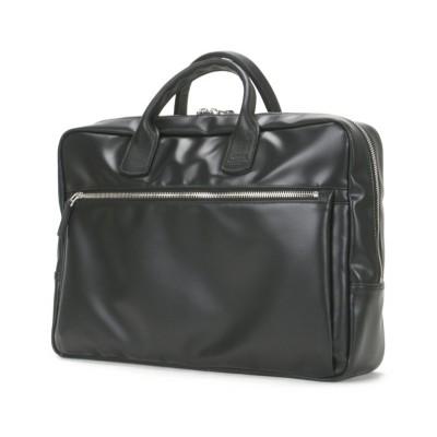 【カバンのセレクション】 吉田カバン ポーター リアル ビジネスバッグ メンズ 防水 A4 PORTER 820-07264 ユニセックス ブラック フリー Bag&Luggage SELECTION