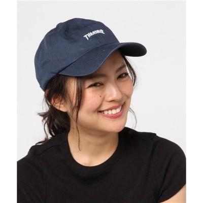帽子 キャップ THRASHER6パネルキャップ